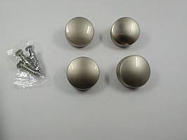 Комплект кріплень для дзеркал сатин (24мм)