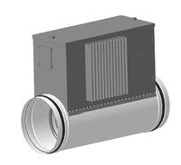 Воздухонагреватель канальный электрический ССК ТМ C-EVN-K - S1 (S2) - 150 - 1,5