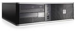HP Compaq dc5750 SFF / AMD Athlon X2 4400 (2 ядра, 2.3GHz) / 4GB DDR2 / 250GB HDD / новая GeForce GT 730 1GB DDR3 (HDMI, DVI, VGA), фото 2