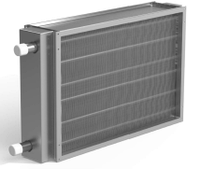 Воздухонагреватель канальный водяной CCK TM C-KVN-80-50-3