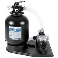 Фильтрационная установка PENTAIR, 375мм, 6 м3/час с насосом SW-10M, 0,25 кВт