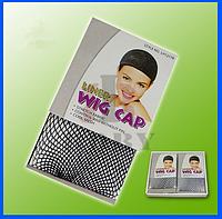 Шапочка-сеточка под парик, эластичная, ажурная сеточка для волос: упругая, плотная, простая в использовании