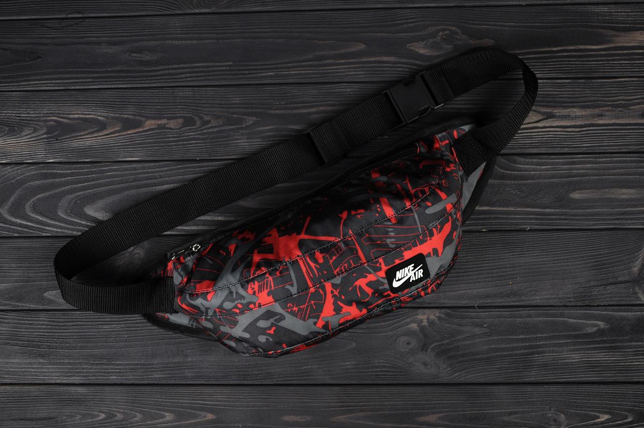 Сумка на пояс Nike, поясная сумка, бананка