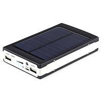 Зарядное устройство на солнечной батарее «Power Bank SOLAR 25000 mAh», фото 1