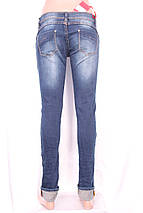 Женские джинсы с манжетами, фото 3