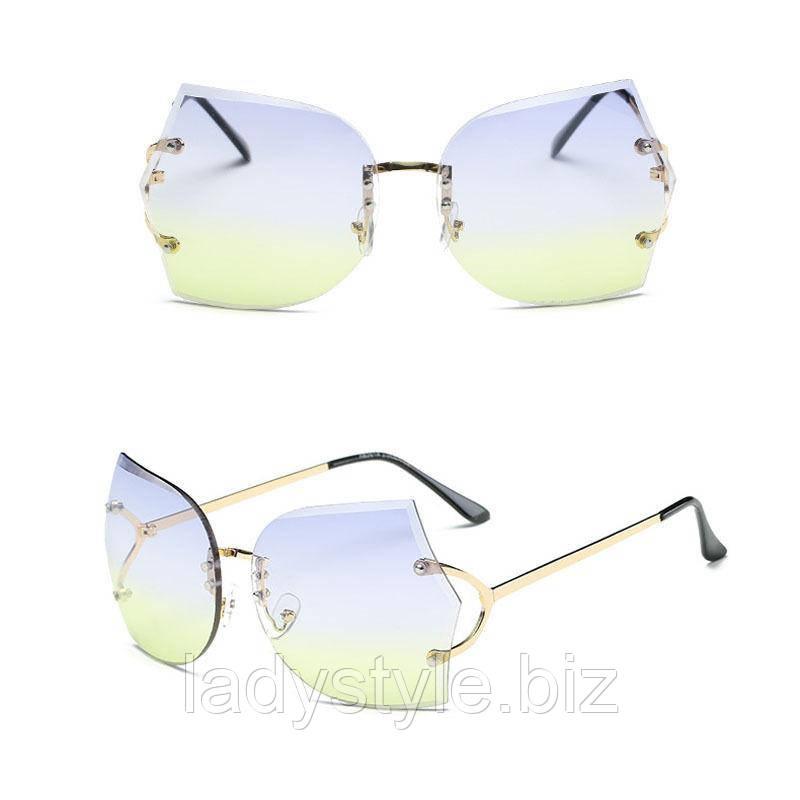 Очки солнцезащитные градиент от студии LadyStyle.Biz