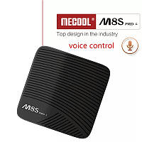 Mecool M8S Pro L Voice Control TV Box Amlogic S912, 3Gb+32Gb