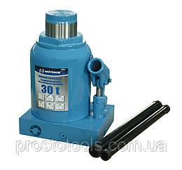 Домкрат бутылочный гидравлический 30т Unitraum  UN93004