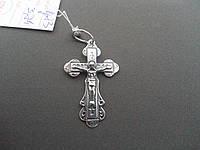 Серебряный Крест. Арт. Кр 73, фото 1