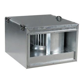 Вентилятор канальный Вентилятор канальный Вентс ВКПИ 4Е 400x200 (220/60)