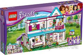 Конструктор LEGO Friends Будинок Стефані 622 деталі (41314)