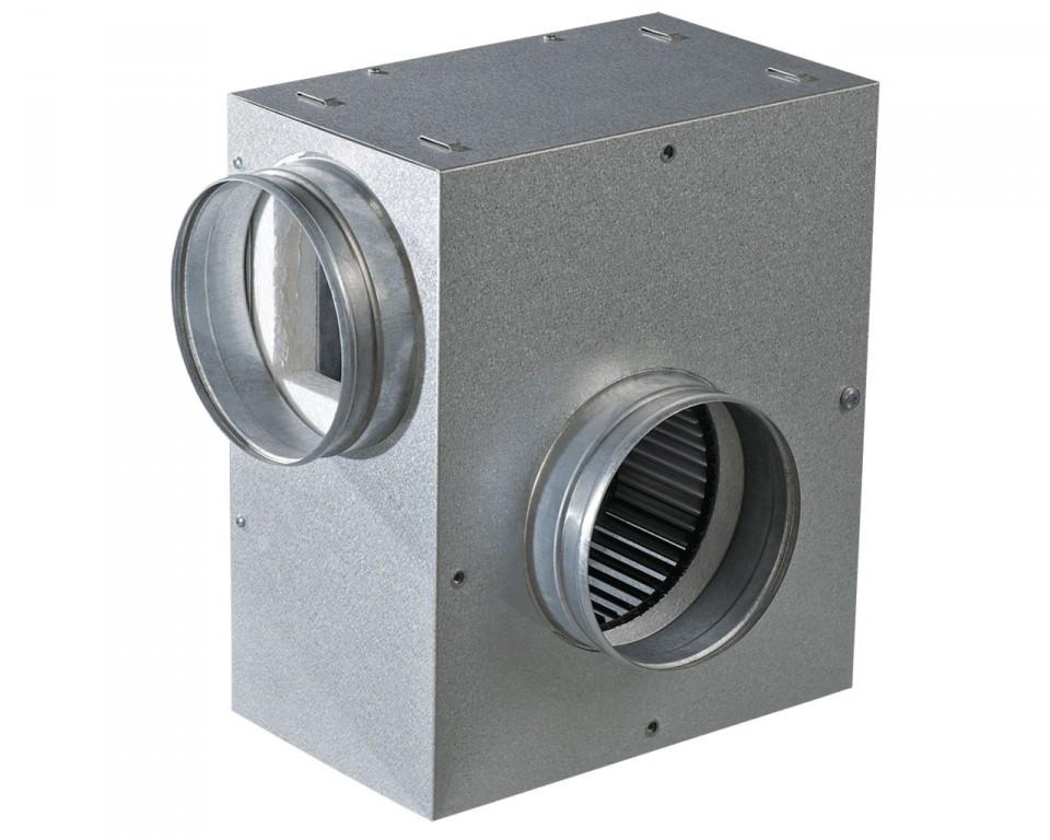 Вентилятор канальный Вентилятор канальный Вентс КСА 250-4Е