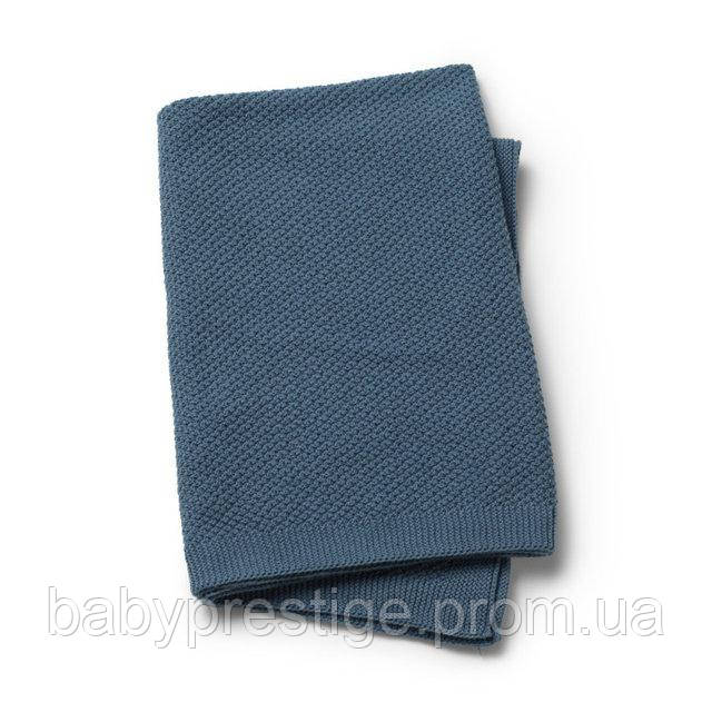 Вязаное одеяло Elodie Details - Oeko-Tex, Tender Blue