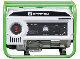 Бензиновый генератор ЭЛПРОМ ЭБГ 2500