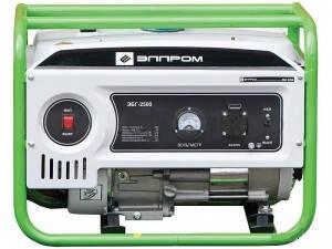 Бензиновый генератор ЭЛПРОМ ЭБГ 2500, фото 2