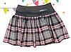 Школьная юбка для девочки Клетка 2