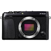 16558592 Цифр. фотокамера Fujifilm X-E3 body Black, 16558592