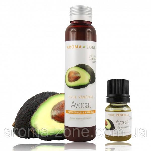Растительное масло Авокадо (Persea gratissima)BIO,100 мл.
