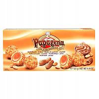 Вафельні цукерки з арахісової начинкою Papagena, 125 гр