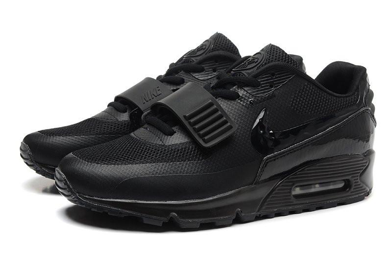 c458688d Мужские кроссовки Nike Air Yeezy 2 Sp Max 90 The Devil Series - Интернет  магазин обуви