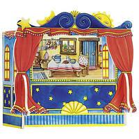 Театр для пальчиковых кукол goki 51786G, 51786G