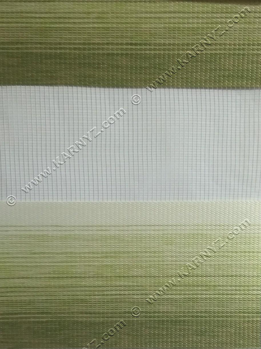 Рулонні штори День-Ніч Меркурій B-122 трав'яний