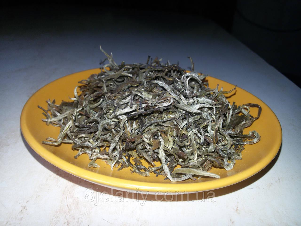 Китайский белый чай Белый лебедь