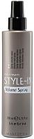 Спрей для придания объема тонким и поврежденным волосам Inebrya Style-In Volume Root Spray