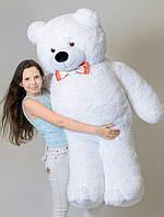 Плюшевий ведмедик Mister Medved Білий 160 см, фото 1