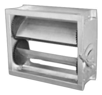 Воздушный клапан ES-KON EHD-U 350-350