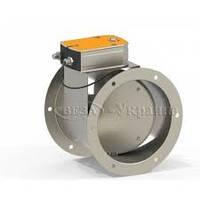 Клапан огнезадерживающий Веза КПУ-2-О-Н-100х100-2*ф-МП24