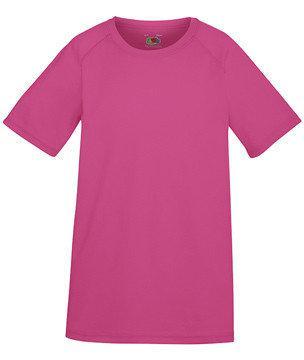 Детская спортивная футболка 013-57-В642  fruit of the loom