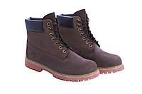 Мужские ботинки Timberland коричневого цвета, фото 1