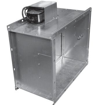Клапан огнезадерживающий Веза КПУ-1М-О-Н-500х500-2*ф-МП220