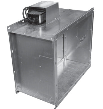Клапан огнезадерживающий Веза КПУ-1М-О-Н-1000х1000-2*ф-МП220