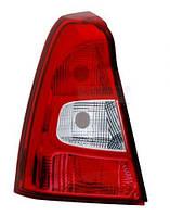 Левый задний фонарь RENAULT LOGAN 08-13