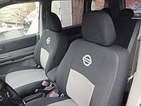 Чехлы модельные Nissan Note c 2005-12 г эконом