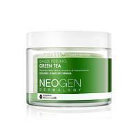 NEOGEN Dermalogy Bio Peel Gauze Peeling Трехслойные пилинговые диски Зеленый чай