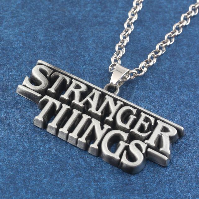 Кулон Stranger Things
