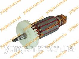 Craft (запчасти) Якорь для болгарки CRAFT CAG-180/1600 (DWT WS-180 SL).