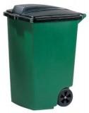 Контейнер для мусора на колесах 100 л