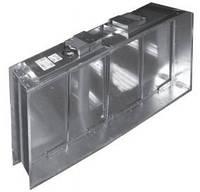 Клапан огнезадерживающий Веза КПУ-1Н-О-Н-160-2*ф ЭМП220