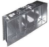 Клапан огнезадерживающий Веза КПУ-1Н-О-Н-600х600-2*ф ЭМП220