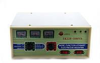 Преобразователь с зарядным 220v-12v