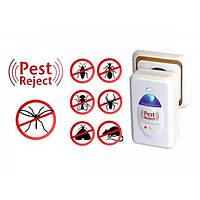 Высокоэффективный универсальный отпугиватель pest reject ( от грызунов и насекомых)