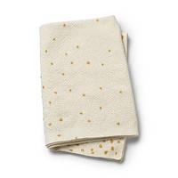 Elodie Details Вязаное одеяло Oeko-Tex, Gold Shimmer, фото 1
