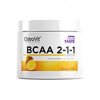 OstroVit, Бцаа Extra Pure BCAA 2.1.1, 200 грамм