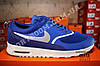 Кроссовки Nike Air Max Thea Blue White Синие мужские, фото 2