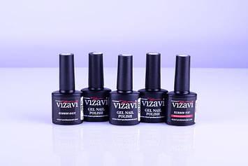 Стартовый набор для покрытия гель-лаком Vizavi №1
