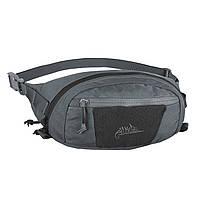 258fcd3da6f7 Сумка поясная Helikon-Tex® BANDICOOT® Waist Pack - Cordura® -  Темно-серая/Черная